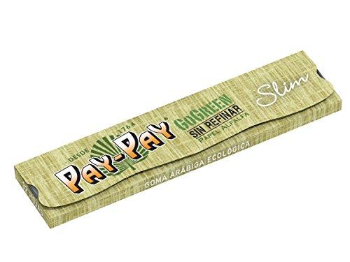 profesional ranking Pay-Pay Go Green 110 mm (caja con 50 folletos) elección