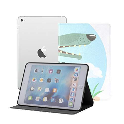 JEOLVP IpadMini1/2/3CaseForKids Cartoon Cute Wolf KidProofCaseIpadMini Ipad Mini 1/2/3 Auto Sleep/wake With Multi-angle Viewing For Ipad Mini 3/ Mini 2/ Mini 1