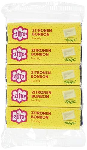 Zitro Zitronenbonbon 5er, 16er Pack (16x 47 g)