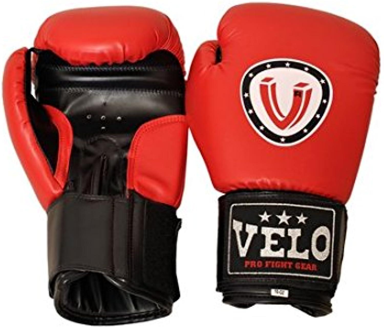 Professional Series Boxhandschuhe Boxing Gloves For Training 10 oz oz oz - 16 oz (Rot, 12 oz) B06XQ5Q5G1  Gutes Design 05923b