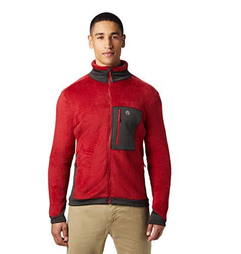 Mountain Hardwear Monkey - Giacca in tessuto non tessuto Dark Brick XL