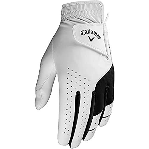 Callaway Golf Herren Weather Spann Handschuh