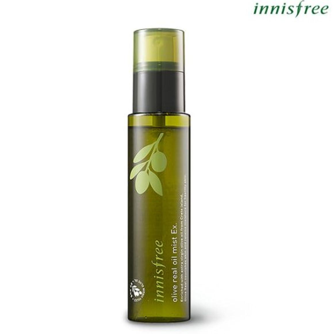 カリング花瓶犠牲[INNISFREE]イニスフリーオリーブリアルオイルミストEx.80mL olive real oil mist Ex. 80mL [並行輸入品]