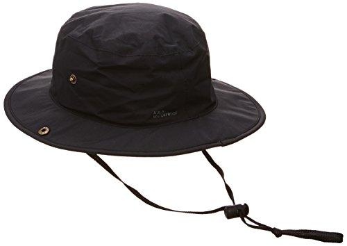 SealSkinz Waterproof Trail Hat Chapeau Mixte, Noir, FR : M (Taille Fabricant : M)