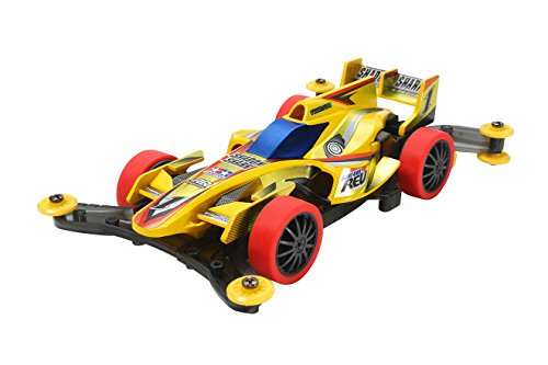 Tamiya 1/32 Item 95203 Kit Mini 4 WD 4X4 Shadow Shark Yellow Special AR Chassis