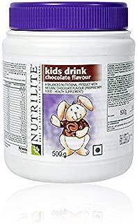 Amway NUTRILITE Kids Drink - Chocolate (500 gms)