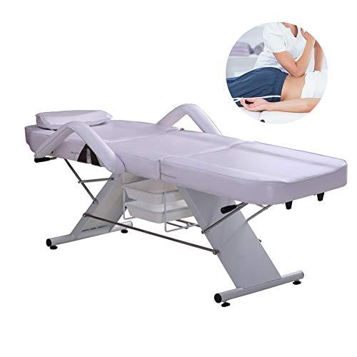 WANGXN Elektrische Schoonheid Salon Stoel Massage Tafel Tattoo Kruk Gezichtstherapie Bank Bed