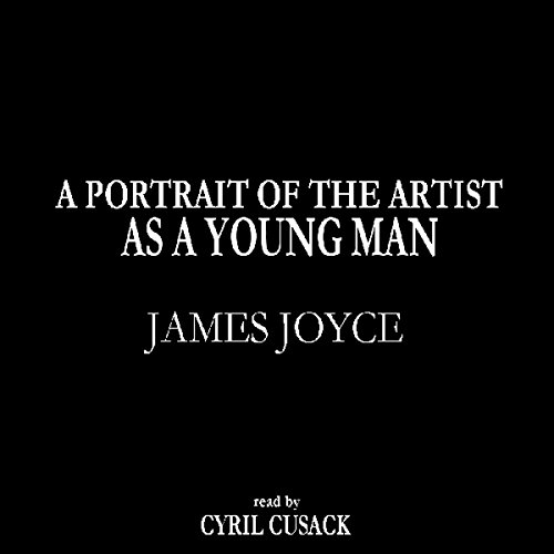 A Portrait of the Artist as a Young Man cover art