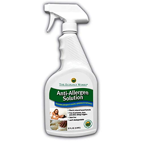 The Ecology Works - Anti-Allergen Solution 32 oz