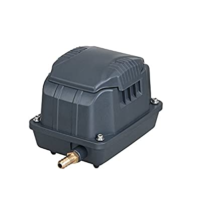 Boyu SES-40 Low Noise Air Pump for Large Aquariums and Ponds from BOYU