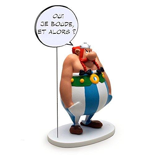 Plastoy SAS Obelix 126 - Obelix con Burbuja de Vocabulario