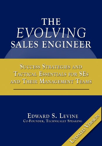 The Evolving Sales Engineer: Updated Version