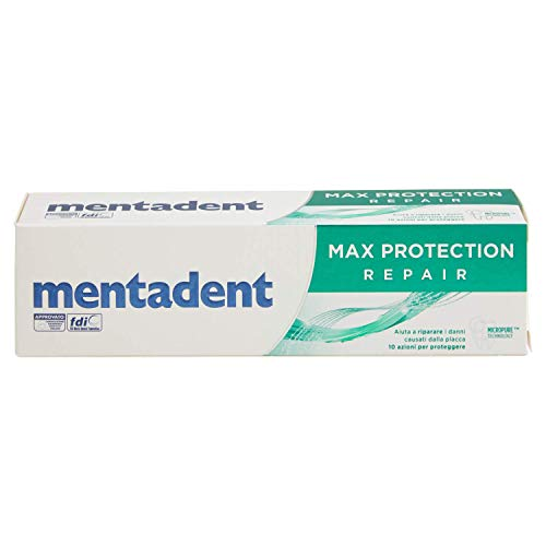 Mentadent protection maximale Ultra 75ml complète