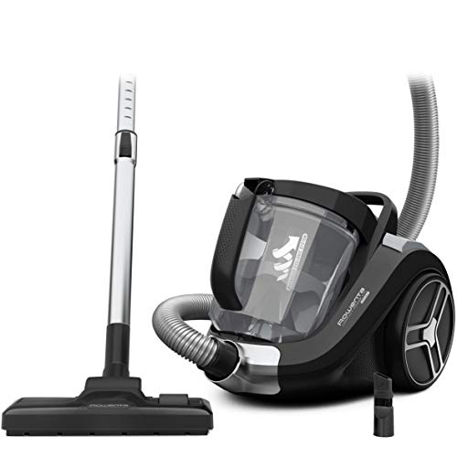Rowenta Compact Power Cyclonic XL Classic Color Aspirateur 2,5 L Design Compact EffiTech
