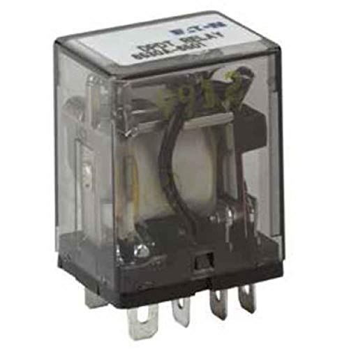 Relay; DPDT; 12VDC Coil; 75mA; Output Device for 8171B/8771A/8772A Ctrl Units; 8-Pin