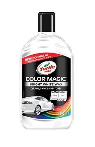 Turtle Wax Color Magic White