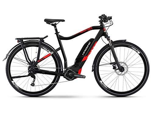 Haibike Sduro Trekking 2.0 Pedelec E-Bike Fahrrad schwarz/rot 2019*