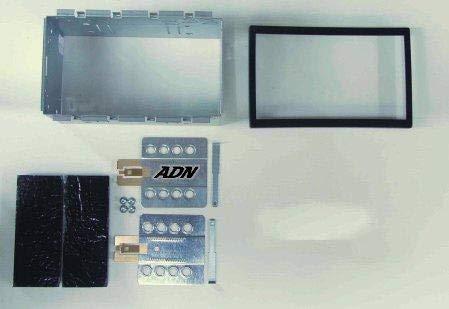 Pioneer radio-adapterstrook dubbel-Din voor Opel Corsa, Combo (vanaf bouwjaar 2006)