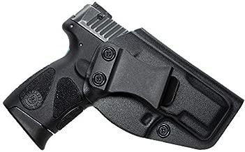 Taurus G2C IWB KYDEX Holster, Fit Taurus G2C & Millennium G2 PT111 Inside Waistband - Adjustable Cant - KYDEX- Right Hand