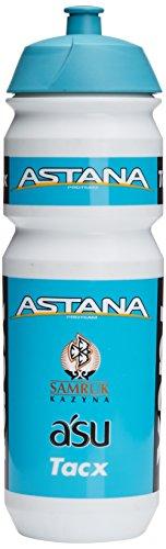 Tacx, Borraccia Professionale Astana, Blu (Blau - Blau), 750 ml