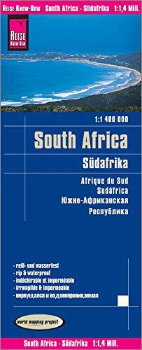 Reise Know-How Landkarte Südafrika (1:1.400.000): world mapping project