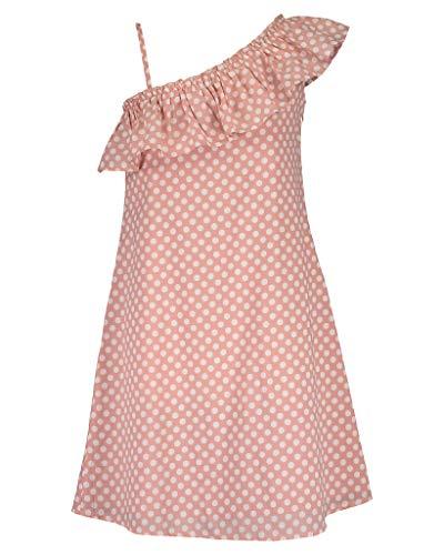 Blue Seven Kinder Mädchen Baumwoll Kleid Gr.140-176 Sommerkleid leicht neu!, Größe:140