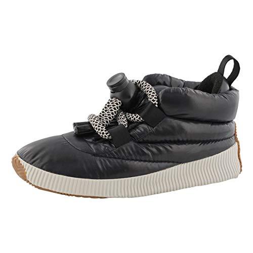 Sorel Damen Sneaker, OUT N ABOUT PUFFY LACE, Schwarz (Black), Größe: 37