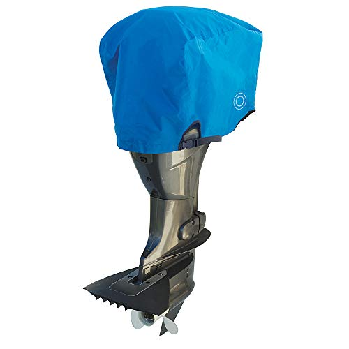 Eevelle Wake M1 Trailerable Boat Motor Cover, Waterproof, Heavy Duty, Marine Grade Engine Cover, Motor Hood Cover, Outboard Motor Cover