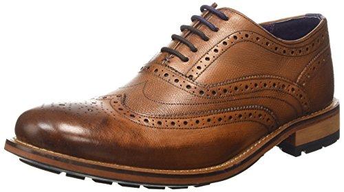 Ted Baker Guri 8 - Zapatos de vestir Hombre, Marrón (Tan), 47