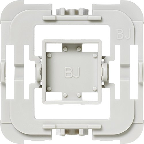 eQ-3 103090 HomeMatic Adapter Busch-Jäger, 3er Set