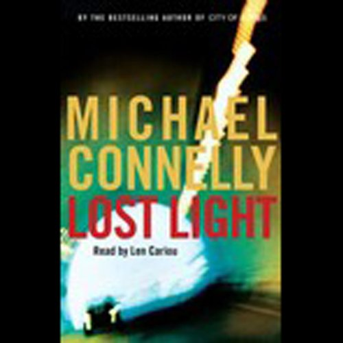 Page de couverture de Lost Light: Harry Bosch Series, Book 9