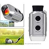 Handheld Golf Distance Measurementdevice Digital Rangefinder Range Finder Hunting Telescope Distance Meter Tester