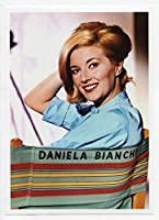 映画女優 ダニエラ・ビアンキ 写真/フォト(中) Portrait Photograph 2A 映画 007/ロシアより愛をこめて ボンドガール