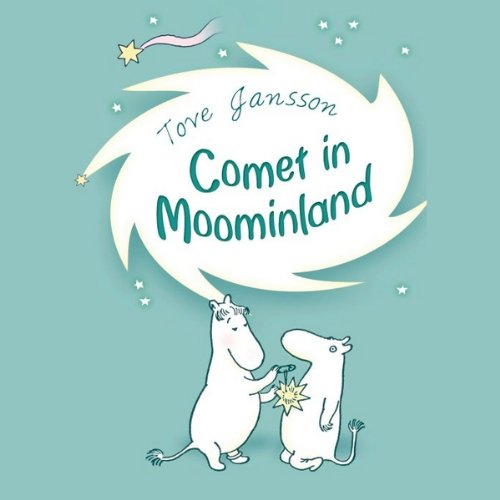 Couverture de Comet in Moominland