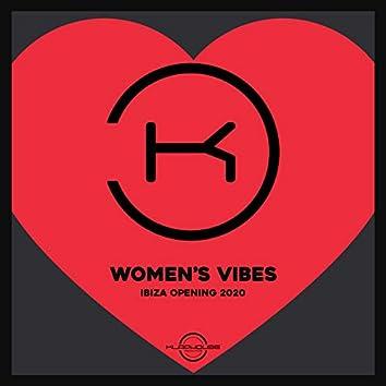 Women's Vibes Ibiza Opening 2020