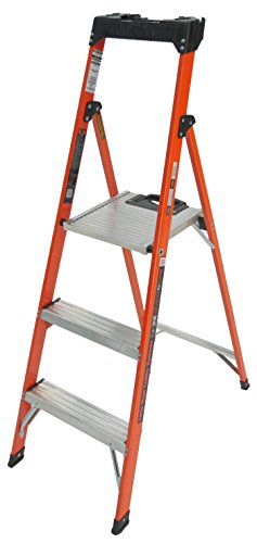 Little Giant Ladders, Quick-N-Lite, 5 foot, Stepladder, Type 1, 250...