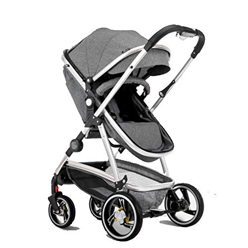 Check Out This CDREAM Stroller Two-Way Pushchair Lightweight Folding Shock Absorber Buggy with Cup H...