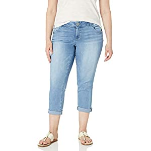 Democracy Women's Denim, Ab Solution Crop