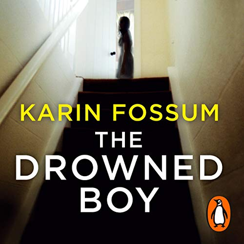 The Drowned Boy audiobook cover art