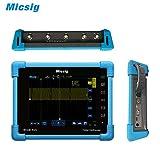 Osciloscopio digital para tableta de Micsig, 100 MHz, osciloscopio digital de 2 CH/4 canales, pantalla táctil, osciloscopio digital para detección de errores de vehículo