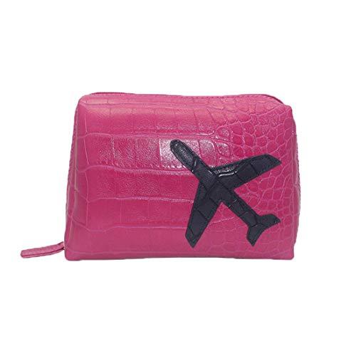 Tclothing Elegant Sac à linge pour loisirs, sac de toilettes, sac de toilettes, sac de toilette léger avec fermeture Éclair et sac à chaussures cosmétique