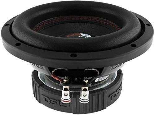 1 SUBWOOFER DS18 SELECT SLC-8S SLC8S da 20,00 cm 200 mm 8  200 watt rms e 400 watt max svc single voice coil 4 ohm sub ottimo per cassa cofano bagagliaio auto, 1 pezzo