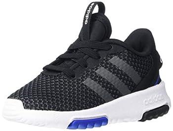 adidas Kids Racer TR 2.0 Running Shoe Core Black/Grey Six 9 US Unisex Toddler