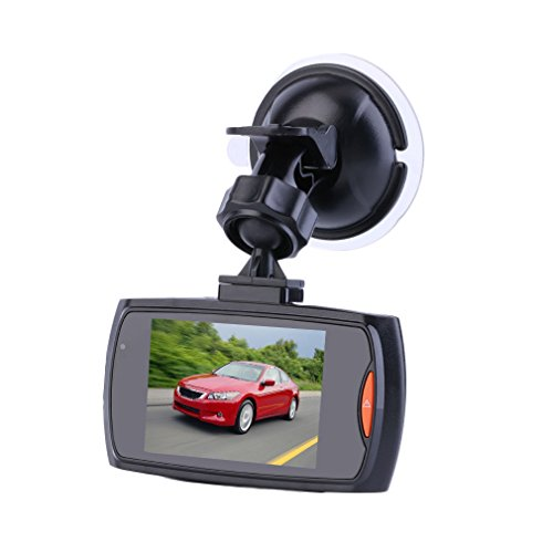 "Advance Full HD 1080P 2.7"" Car DVR Dash Camera Protector G-Sensor Night Vision Recorder w/Sandisk 16GB TF Card Super"