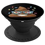 Autism Awareness Poop Emojis Poo Emoticon Gift - PopSockets Ausziehbarer Sockel und Griff für Smartphones und Tablets