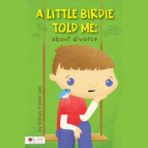 A Little Birdie Told Me audiobook cover art