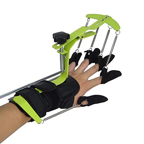 XER Dinámica Muñeca y Dedo ortesis Mano Fisioterapia y Rehabilitación Formación Equipo para HEMIPLEJIA Los Pacientes Tendón Reparar