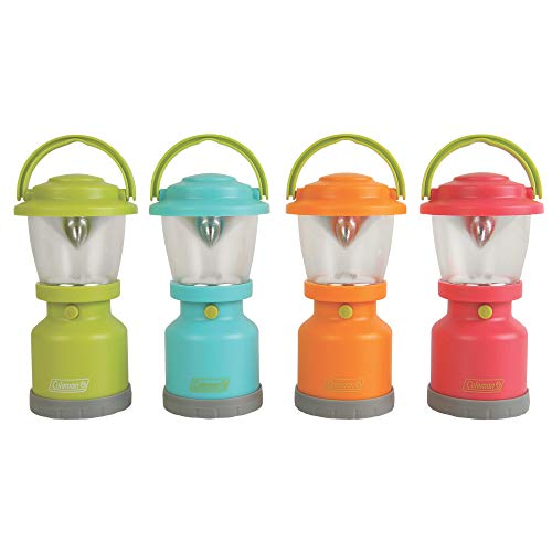 coleman flashlight for campings Coleman Kids LED Adventure Mini Lantern 1-Count, Colors may vary
