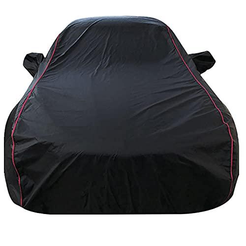 Wxwxin Funda para Coche Compatible con Audi A1 A2 A3 A4 A5 A6 A7 A8 Funda Coche Exterior Impermeable Protección Durante Toda La Temporada Durable