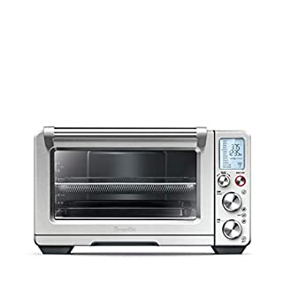 Breville BOV900BSS Smart Oven Air Convection and Air Fry Countertop Oven, Brushed Stainless Steel (B01N5UPTZS) | Amazon price tracker / tracking, Amazon price history charts, Amazon price watches, Amazon price drop alerts